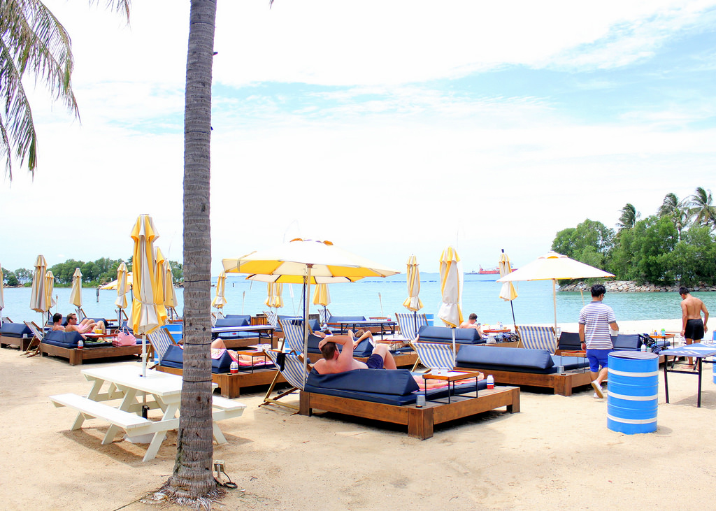 Tanjong Beach Club - Singapore