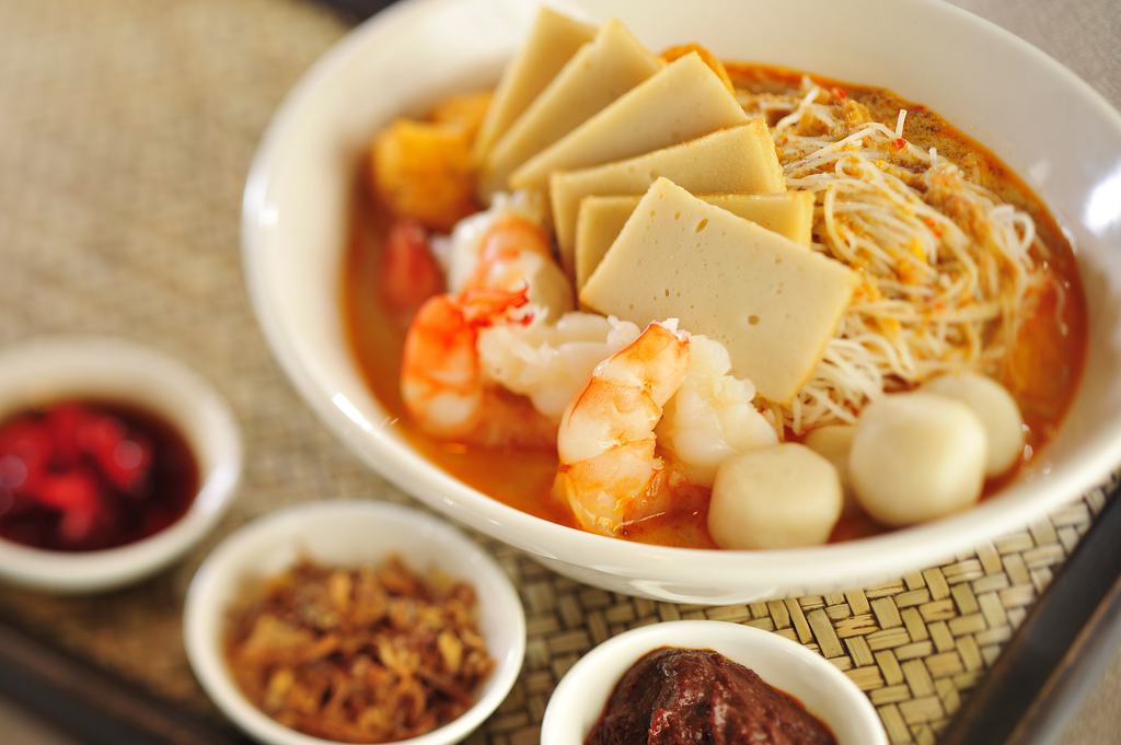 Top 10 Dishes - Singapore