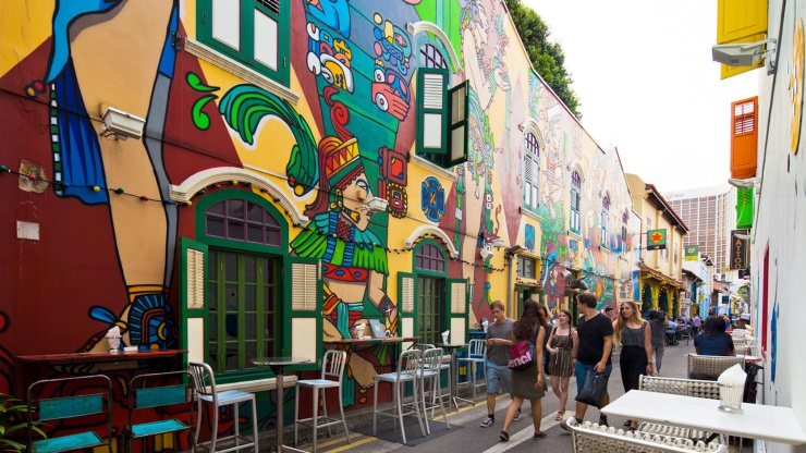 Bugis and Kampong Glam - Singapore